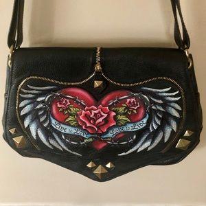 Isabelle Fiore Ltd Edition Live Love Bridget Bag